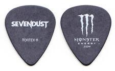 Sevendust ME Black Guitar Pick - 2010 Tour