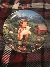 M.J. Hummel, Lost Sheep, Collectors Plate; E3