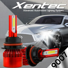 XENTEC LED HID Headlight Conversion kit 9007 HB5 6000K 2002-2007 Jeep Liberty
