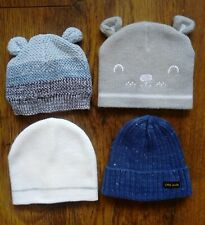 Baby Winter Hat Bundle   0-6 Months   Cute