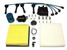 Tune Up Kit Honda CRV 2000-2001 Distributor cap ,rotor, NGK wires and plugs