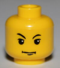 LeGo Harry Potter Yellow Tom Riddle Minifig Head NEW