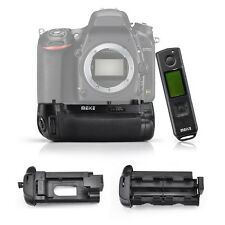 MK-DR750 Pro Battery Grip with Wireless Control for Nikon D750 MB-D16 FB