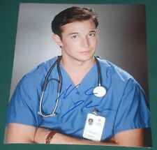 NOAH WYLE SIGNED ER SERIOUS DOCTOR PROMO 8X10 PHOTO AUTOGRAPH COA FALLING SKIES
