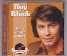 ROY BLACK - SEINE GROSSEN ERFOLGE - SCHLAGER JUWELEN CD POLYDOR © 2007 TOP!