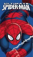 Marvel Ultimate Spiderman bedruckt Velour Strandtuch 75x150cm