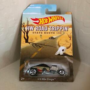Hot Wheels 1/4 Mile Coupe #1/32 HW Road Trippin' State Route 190 U19