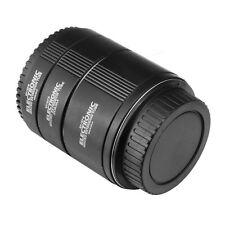 13+20+36mm AF Electronic Marco Extension Tube Ring Set for Canon EF S EF-S EFS
