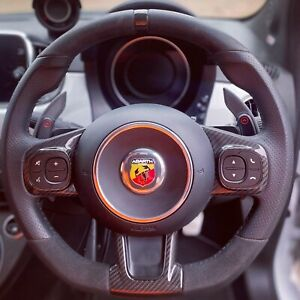 Abarth 500/595 Paddle Extensions