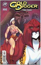 Gold Digger #242 / He-Man Masters of the Universe Swipe / Antarctic Press Comics