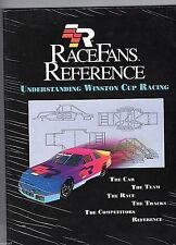 3 CAR RACING BOOKS (WINSTON CUP & NASCAR SOUV. PROGRAMS)>**FREE U.S. SHIPPING**