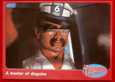 THUNDERBIRDS - A Master of Disguise - Card #46 - Cards Inc 2001