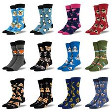 Socksmith Novelty Socks Men Ladies Funky Animal Food Theme Socks Great Gift