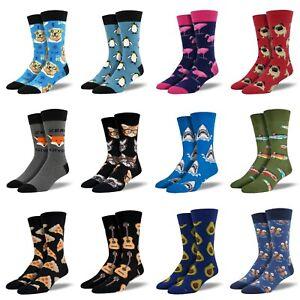 Socksmith Novelty Socks Men Ladies Funky Animal Food Theme Socks Great Gift