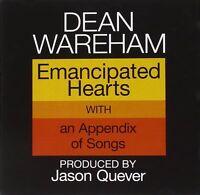 DEAN WAREHAM Emancipated Hearts 2013 UK 7-track CD EP NEW/UNPLAYED Galaxie 500