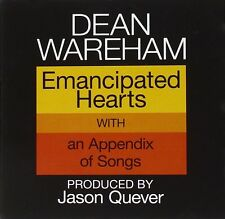 DEAN WAREHAM Emancipated Hearts 2013 UK 7-track CD EP NEW/SEALED Galaxie 500