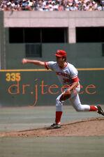 1975 Gary Nolan CINCINNATI REDS - 35mm Baseball Slide