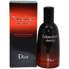 Fahrenheit Absolute by Christian Dior for Men - 1.7 oz EDT Intense Spray