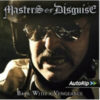MASTERS OF DISGUISE - BACK WITH A VENGEANCE  CD NEU