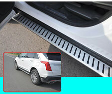 US Stock Side Step for Cadillac XT5 2016-2018 Aluminum Running Board Nerf Bar
