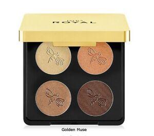 Jafra ROYAL Luxury Eyeshadow Quad Golden Muse