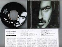 GEORGE MICHAEL Older JAPAN CD VJCP-25222 w/INSERT 1996 1st issue Wham! Free S&H