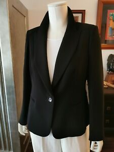 MARINA RINALDI UK 16 (MR 21) Black Jacket