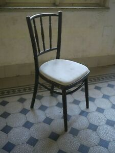 TON Czechoslovakia bentwood Dining chair beech wood thonet/ton