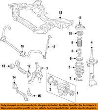 MERCEDES OEM 10-15 E350-Front Upper Control Arm 2123302711