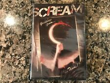 Scream New Sealed DVD! 1981 Slasher! (See) Ghost Town & The Hills Have Eyes