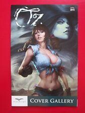 Grimm Fairy Tales OZ COVER GALLERY (NM) ARTGERM Zenescope J SCOTT CAMPBELL EBAS