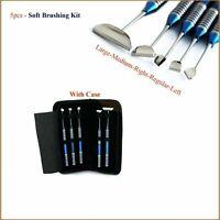 Dental Soft Brushing Kit PRF Lingual Tissue Flap Surgery Implant Instruments CE