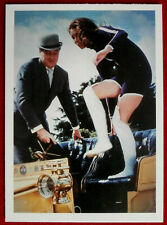 THE AVENGERS - Card #114 - FUNNY LADY - Cornerstone 1993 - Diana Rigg