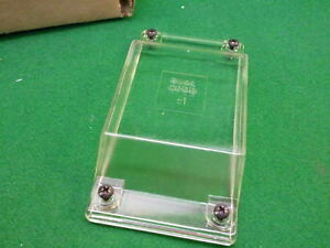 BUSSMAN CPDB-1 Cover NEW box of 5
