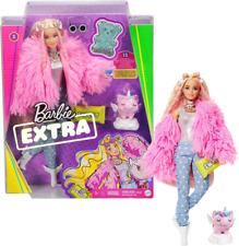 Mattel Barbie Extra Set di Bambola e 10 Accessori (GRN28)