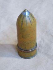 Briquet de poilu forme obus artisanat de tranchée Grande Guerre 1914-1918