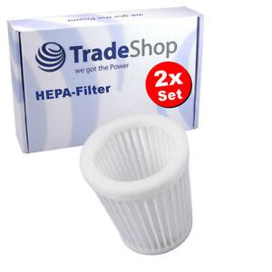 2x Staubsauger-Filter HEPA-Filter für Bosch PAS 18 LI (3 603 CB9 000) / Ersatz