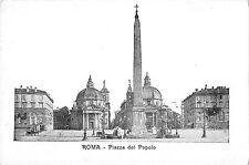 BG34575 piazza del popolo   roma italy