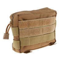 Durable Étanche utilitaire Drop Pouch Magazine MOLLE Dump Carry Bag Taille