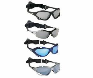 Jobe Knox Floatable Glasses Cypris Silver Jetski Wakeboard Waterski Sail Sun