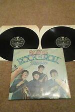 THE BEATLES ROCK 'N' ROLL MUSIC .VINYL 2LP.EMI.EXC