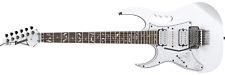 Ibanez JEMJRL-WH Jem Junior Left-Handed Electric Guitar (White)