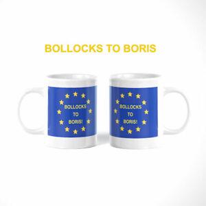 Bollocks To Boris Johnson MUG