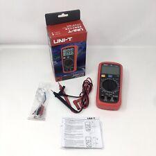 Uni T Modern Digital Multimeter Ut39c