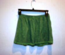Zara fille décontracté collection jupe vert Taille Mélange de coton 6/7