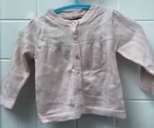 Baby Size 00 3-6m Pink BNWT Top 00 Pullover Top Cardigan French