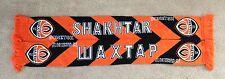 Ukrainian Football Soccer Scarf of Team FC Shakhtar Shakhter Donetsk Club