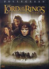 THE LORD OF THE RINGS: THE FELLOWSHIP OF THE RING (2 DVD SET) ** New & Sealed **