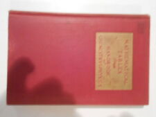 MATHEMATICAL TABLES AND HANDBOOK FOR CHEMISTRY/PHYSICS 8TH EDITION 1947,INFO YES