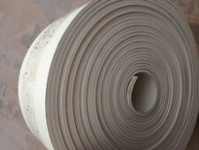 SOLID RUBBER WHITE  STRIP 3MM X 10M LONG X 100  MM WIDE